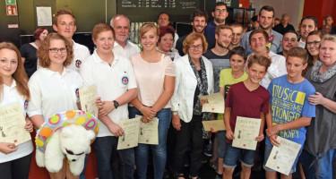 Preisträger 2015 - Jugendhausrat der Stadt Roth