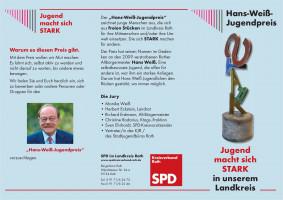 Hans-Weiß-Jugendpreis: Warum es diesen Preis gibt