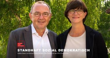 Norbert Walter Bojans = NoWaBo - Esken - Bild