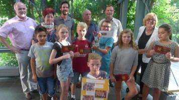 Preisträger 2017 - Streitschlichter der Grundschule Gartenstraße in Roth