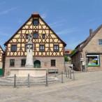 Das Wendelsteiner Ortszentrum (Kassandro, NU-Lizenz für freie Dokumentation)