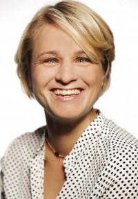 Verena Bentele (30), vierfache Weltmeisterin und zwölffache Paralympics-Siegern im Langlauf und Biathlon.