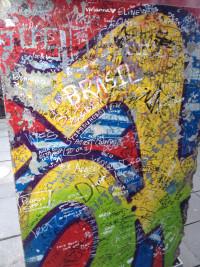 Berliner Mauerreste