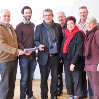 Prominenter Gast war in diesem Jahr der bayerische IG-Metall-Chef Jürgen Wechsler, mit dem die SPD-Kreisräte neben dem jüngsten Tarifabschluss auf das Thema Digitalisierung der Arbeitswelt und Auswirkungen auf den Landkreis Roth diskutierten.