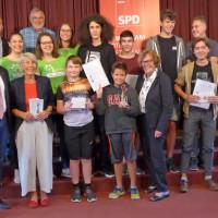 Jugendpreis 2019 der SPD im Landkreis Roth