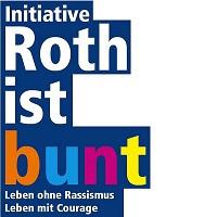 """""""Roth ist bunt"""" - Lichterkette gegen Fremdenfeindlichkeit"""