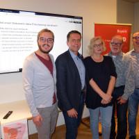Der Kreisverband Roth der SPD suchte die Superspitze