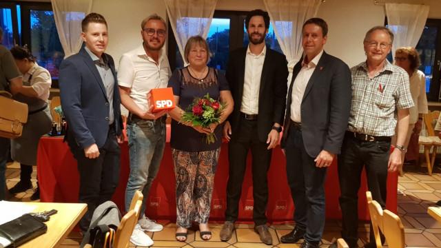 SPD-Kreisverband-Roth mit neuem Vorstand