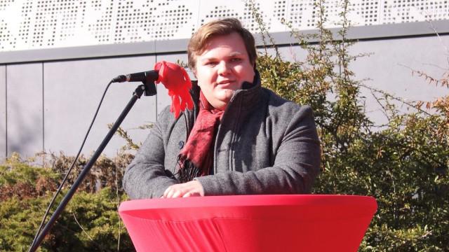 Jan Plobner ist SPD-Bundestagskandidat im Wahlkreis Roth