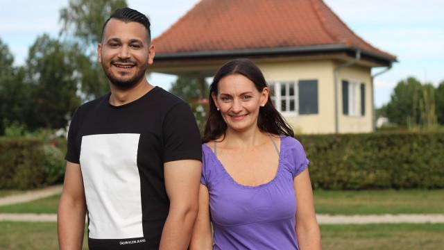 Flucht von Syrien nach Roth in Mittelfranken