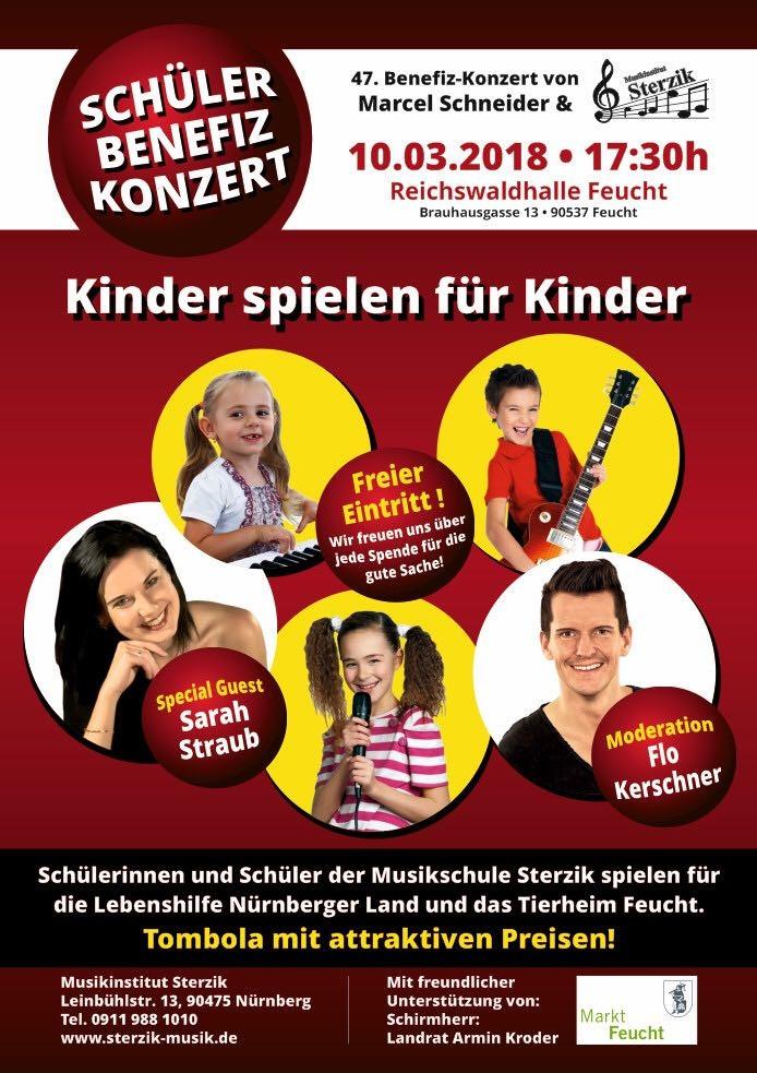 47. Benefiz-Konzert von Marcel Schneider